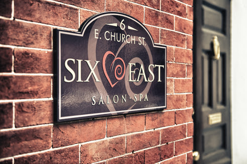 Six East Salon and Spa